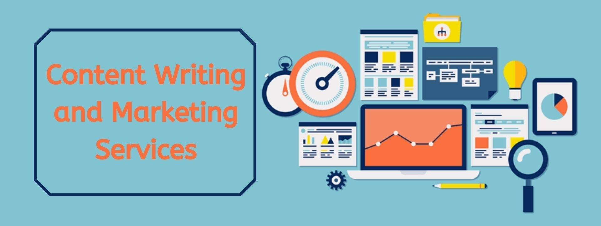 Content Writing and Marketing Services - Emarketz